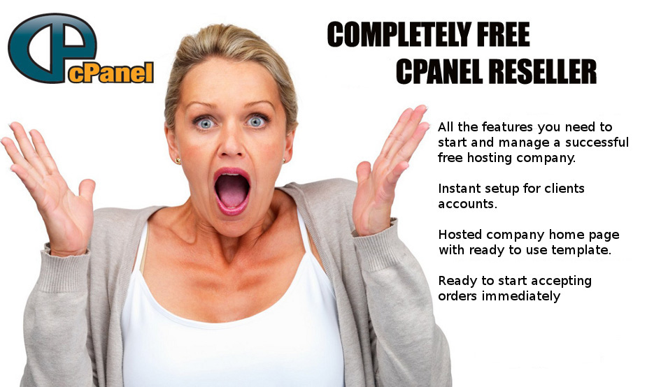 Free VistaPanel Reseller Features